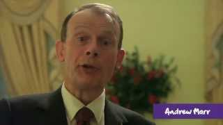 Andrew Marr supports the Life After Stroke Awards 2015 Thumbnail