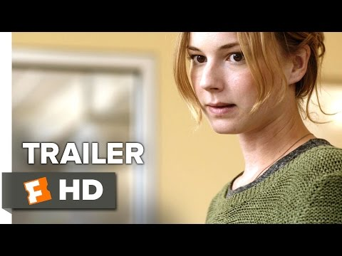 Thumbnail: The Girl in the Book Official Trailer 1 (2015) - Emily VanCamp, Michael Nyqvist Drama HD