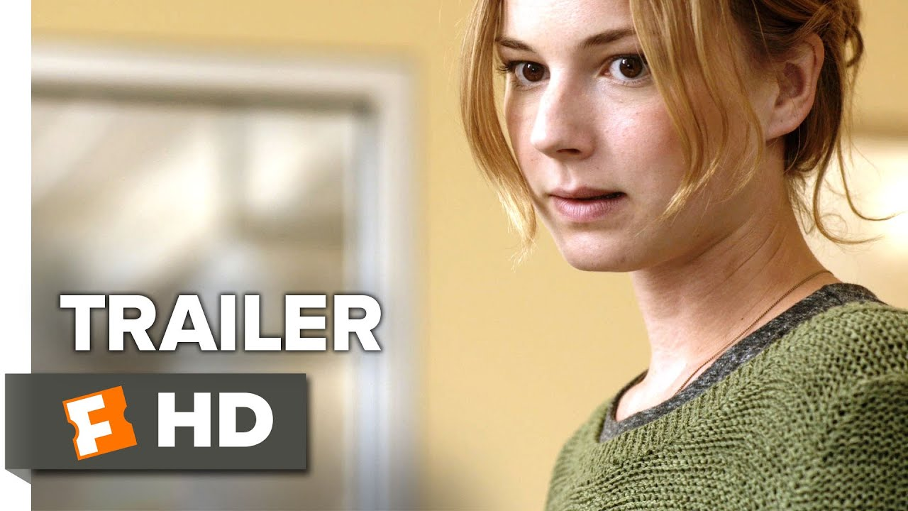 The Girl in the Book Official Trailer 1 (2015) - Emily VanCamp ...