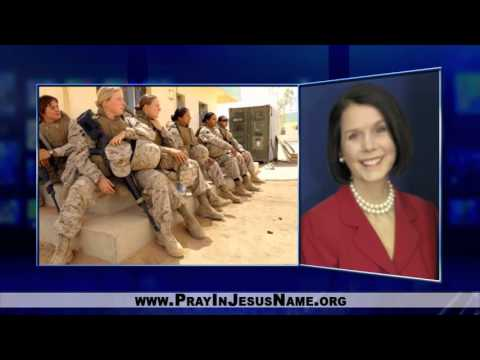 Women in Combat? Transgenders in Military? Elaine Donnelly vs. Navy