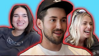 Vlogsquad Members Flirting with Each Other for 11 Minutes