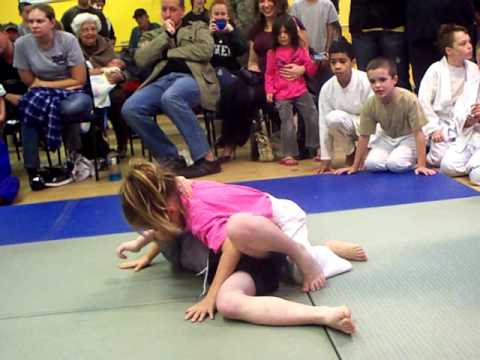 2010-10-03 - Kids Submission Grappling Tournament - Adian Gwinn
