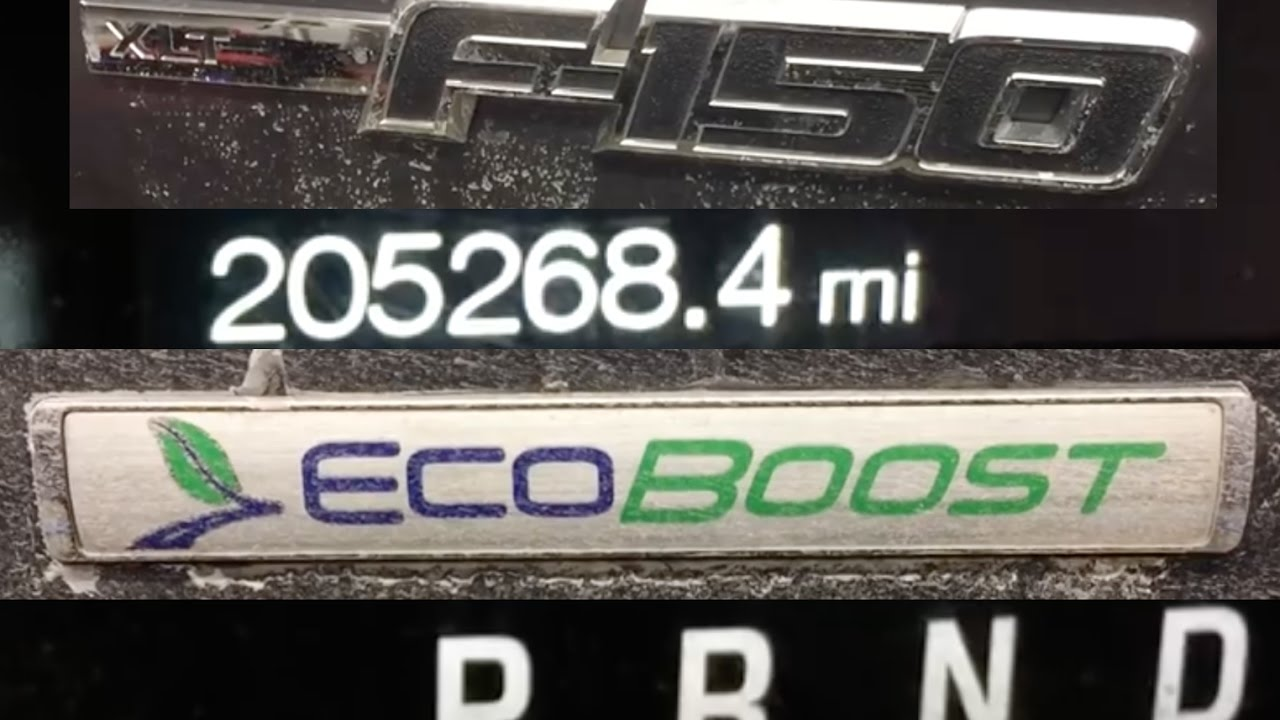 Here's How A Ford F-150 EcoBoost Held Up After 200,000 Miles