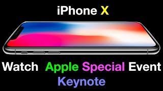 iPhone 10 Official video by Apple,  12 September 2017