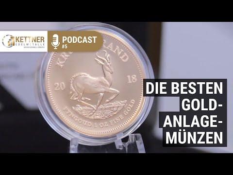 Die Besten Goldmünzen Zur Anlage - Tipps Zum Gold Kaufen! (Podcast #5)