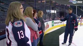 Dave Maetzold goes in-depth on Columbus Blue Jackets Hockey 'N' Heels event