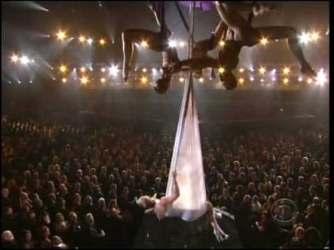 Pink Glitter In The Air nearly nude (Live-2010 Grammy Awards) high quality
