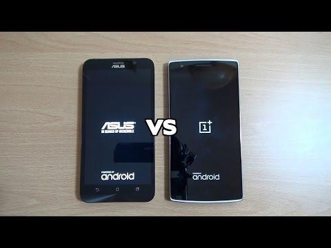Oneplus two vs asus zenfone 2 4gb ram телефон apple iphone 32gb