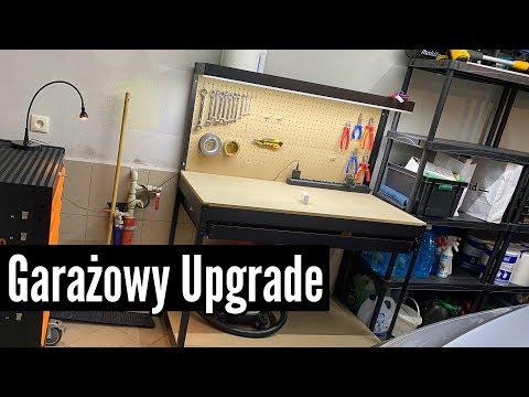 Garażowy Upgrade Z Instalacją Oświetlenia LED