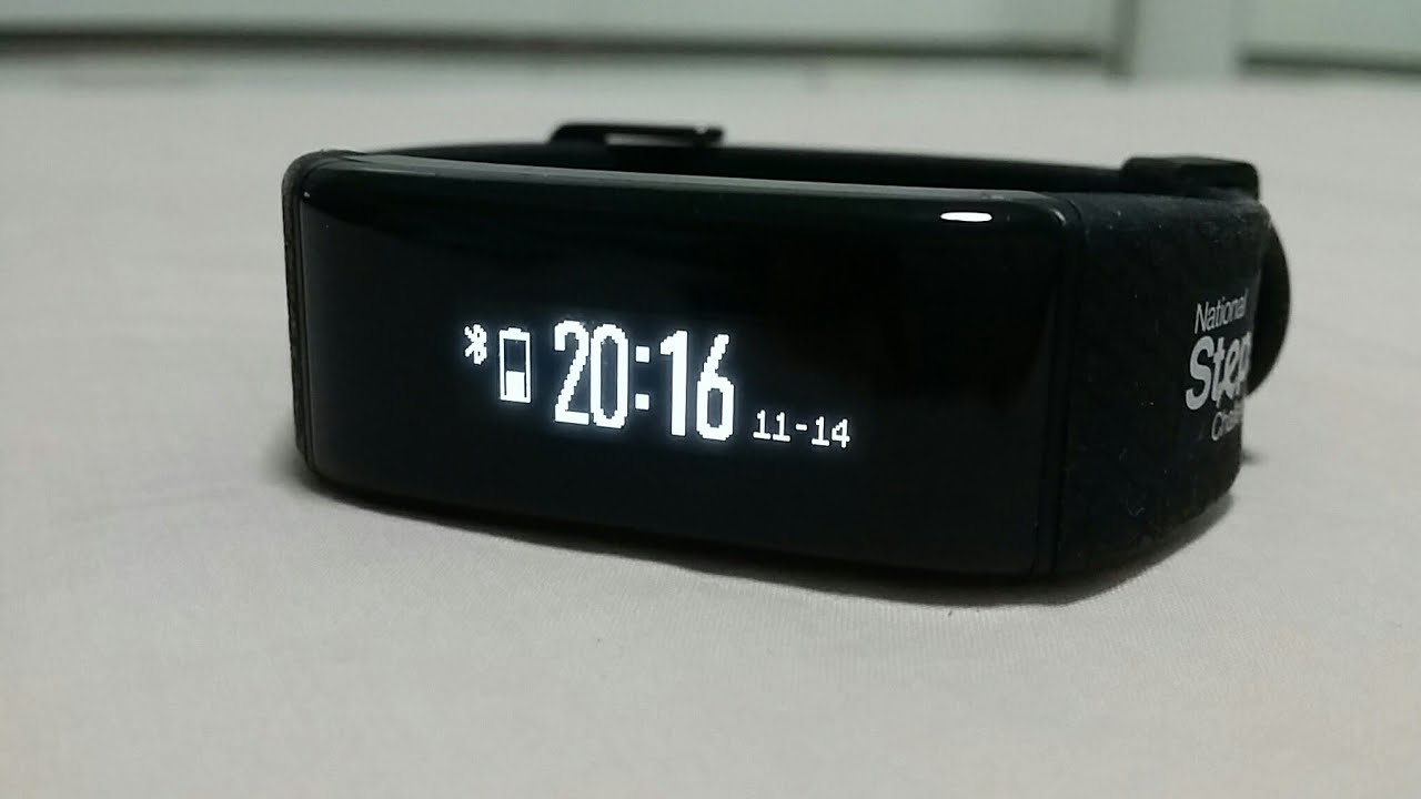 Singapore hpb new activity tracker with heart rate monitor