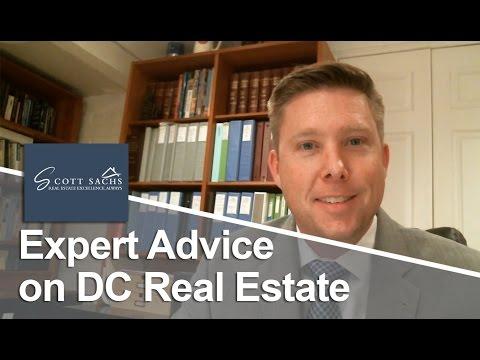 Washington DC Real Estate: Expert advice on DC real estate