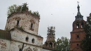 СТАЛК И КОП В НИЖЕГОРОДСКОЙ ОБЛАСТИ! Старые Храмы и Церкви!