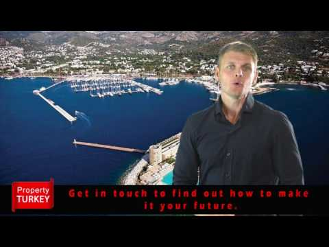 Why Bodrum property is booming