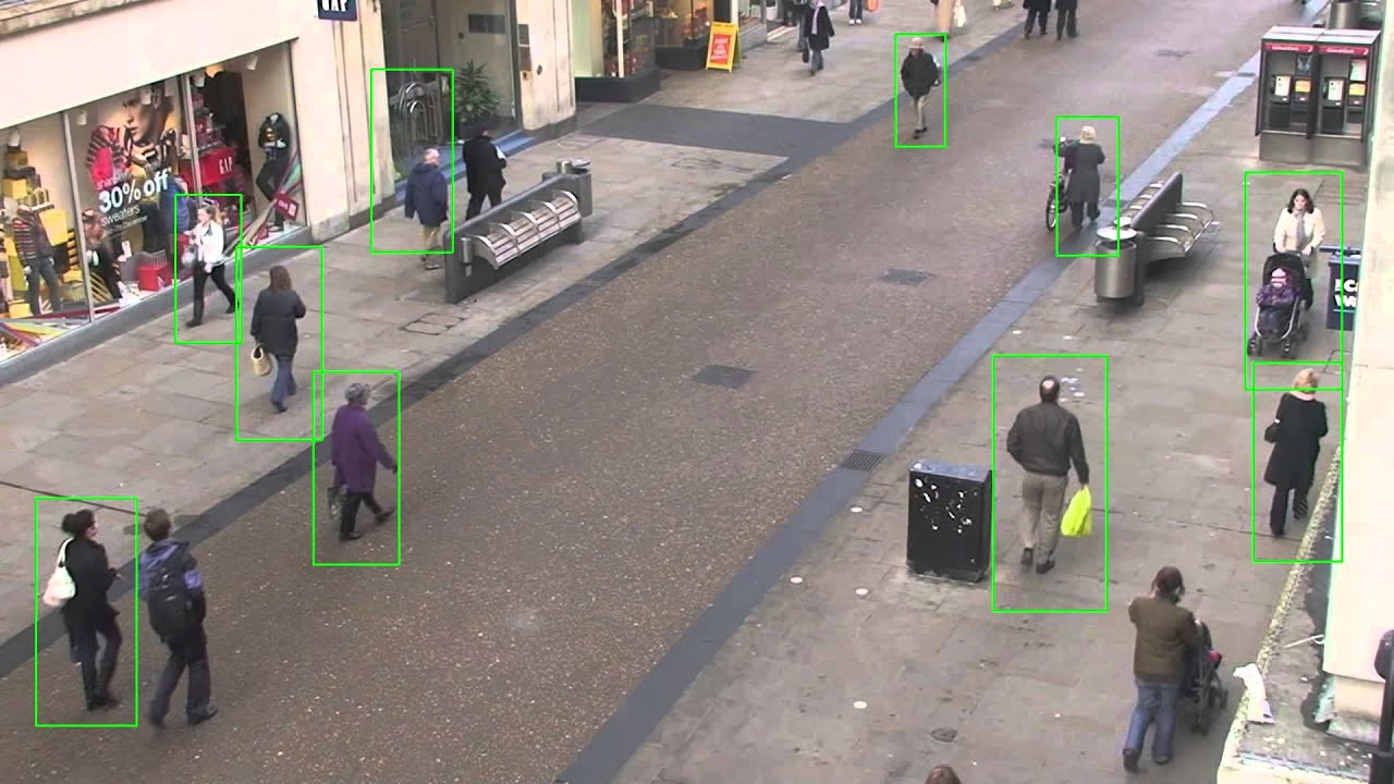 Footfall: A Camera Based People Counting System for under £60