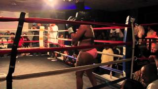BIKINI BOXING IN THE HOOD(PT.4) 1st Fight