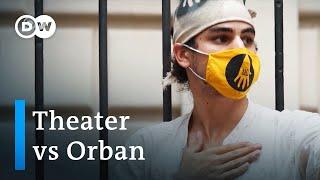 Staats-Theater in Ungarn im Kampf gegen Viktor Orban | Fokus Europe