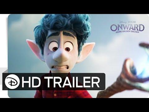 ONWARD: KEINE HALBEN SACHEN – Teaser Trailer (deutsch/german) | Disney•Pixar HD
