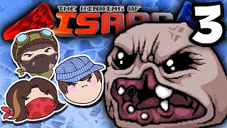The Binding of Isaac Rebirth: Clear Eyes - PART 3 - Steam Train