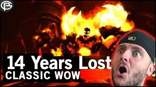14 Year Old WoW Footage Unearthed! | Classic WoW