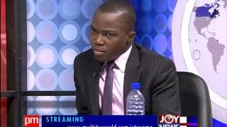 New Economic Thinking PM Express on Joy News 4 2 15