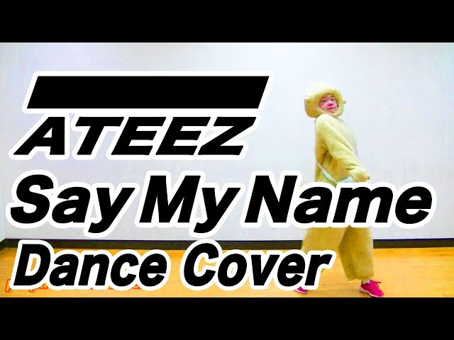 【DANCE Cover】ATEEZ「Say My Name」【Pu-Pu-】