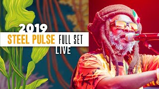 Steel Pulse   (Full Set) live at California Roots 2019