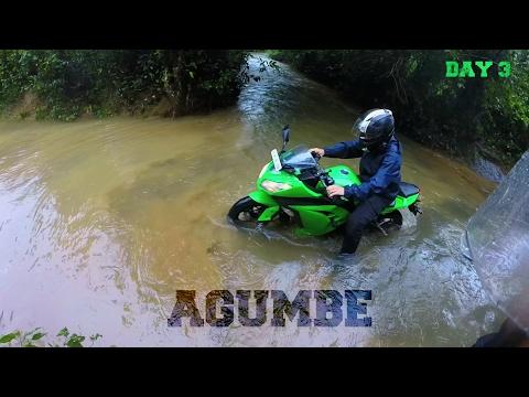 Agumbe, Barkana Falls View Point | Raingasm Ride Day 3 Final
