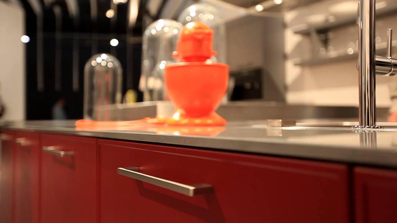 Eurocucina 2014 Kitchen Design Trends 9 Thin Countertops