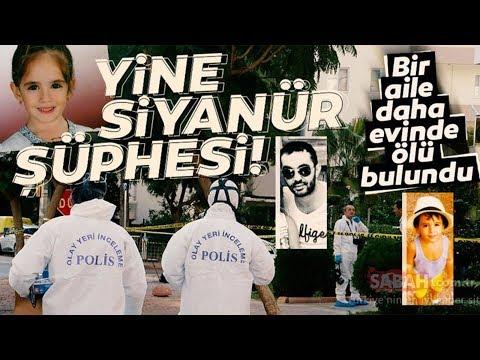 Antalya'da Aile'nin Sır Ölümü! / A Haber
