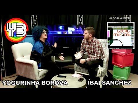 """ AMARI "" Ibai Sánchez entrevista a Yogurinha Borova en LOCAL MUSICAL / Tele Bilbao"