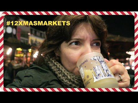 Day 7 - German Christmas Markets - City of the Nibelungs, Worms!!
