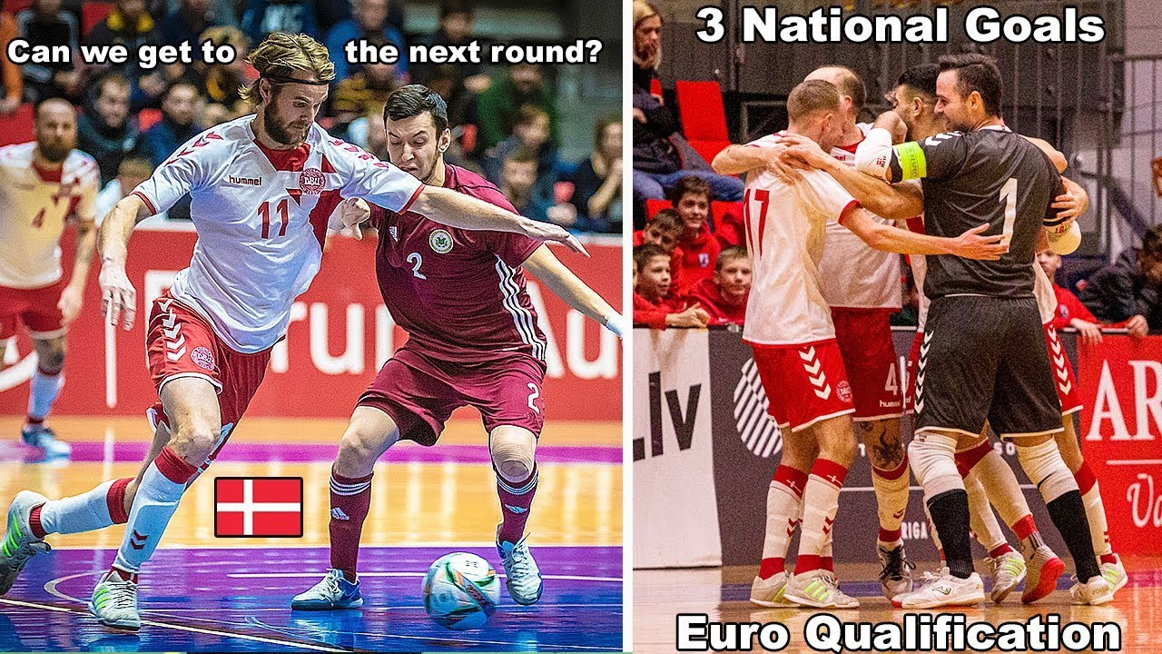 SCORING 3 NATIONAL GOALS! EURO QUALIFICATION!