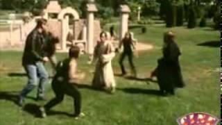 Cine de Warrior - Jesucristo Cazavampiros - Contra los Ateos