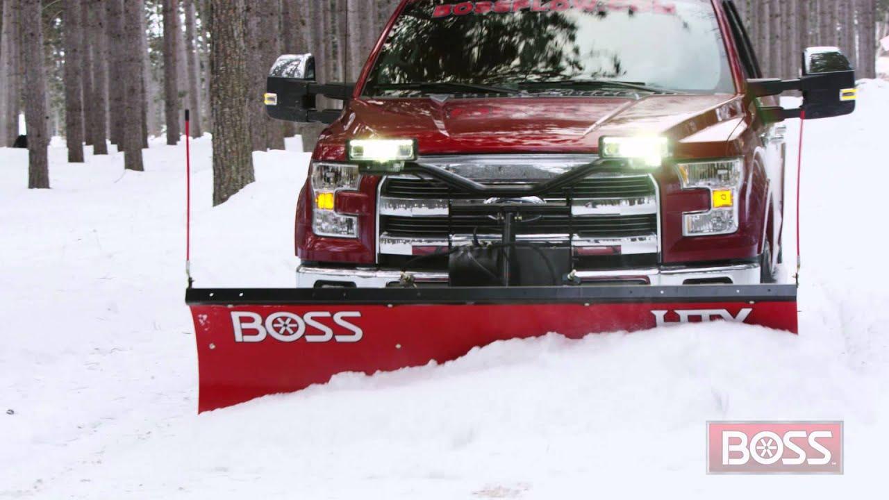 Htx Boss Snowplow