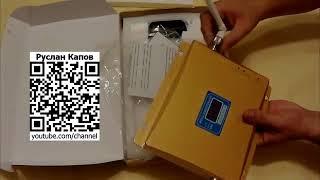 Усилитель репитер 2g и 3g сигнала. Посылка из китая., Видео, Смотреть онлайн
