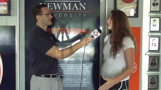 Carson-Newman Volleyball: Alex Biro Previews the Middles and Outsides 8-26-19