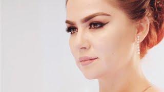 Nigina Amanqulova the new global ambassador of Jaboo_perfumes Elegant and Stylish.
