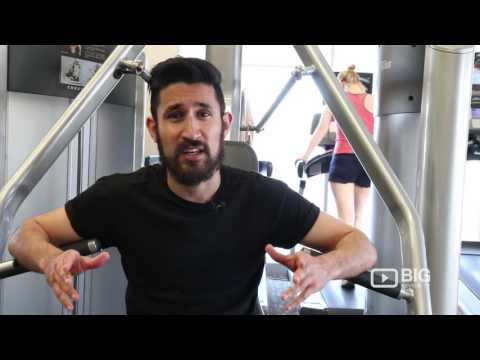 Anytime Fitness 24 Hour Gym in Perth for Workout and Exercise