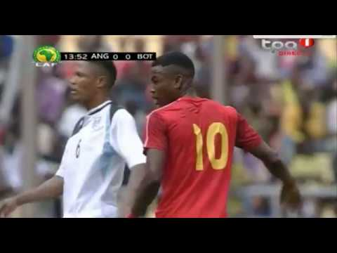 2019 CAN Qualifiers - 2019 CAN Qualificações -- Angola vs Botswana -- FULL GAME
