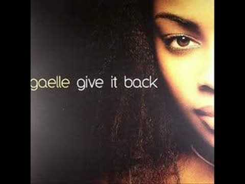 Gaelle - Give It Back (Electro Funk Lovers Mix)