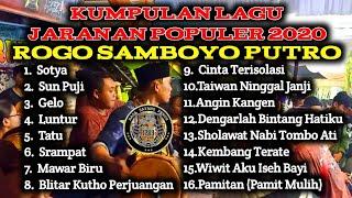 Lagu Jaranan Terbaru ROGO SAMBOYO PUTRO Panjak Rea Reo 2020 live Dimong Kopen Madiun