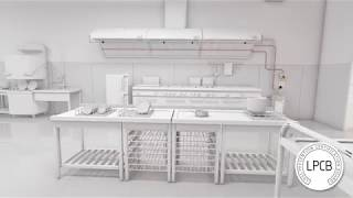 TRIPLESTAR Fire Suppression System for Commercial Kitchens
