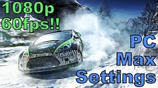 Dirt 3 • PC Gameplay • Norway • Max Settings • 1080p60fps