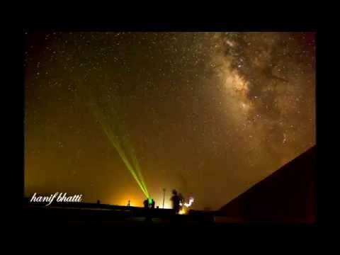 Milky way captured from Gharo, Sindh.