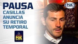 ¡Iker Casillas hará pausa como portero del Porto!