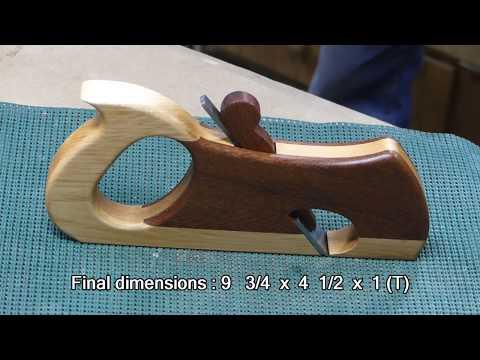 How to make a shoulder plane