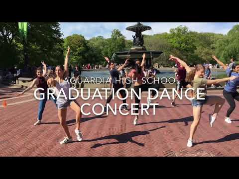 LaGuardia High School NYC Graduation Dance Concert 2018!!!