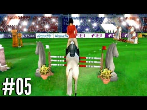 DIT IS EEN ONGELOFELIJKE WEDSTRIJD! | My Horse and Me #05