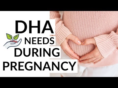 DHA Needs During Pregnancy // Plant-Based + Vegan