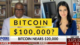 Bitcoin Price Prediction 2021 - Kiana Danial Reviews Bitcoin on FOX Business